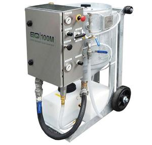 EcoQuip EQ 100M – Compact and Fully Portable Vapor Blast Equipment Rent